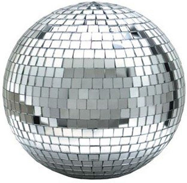 Real Glass Mirror 8 DISCO BALL Great for Party Kids Wedding Reception